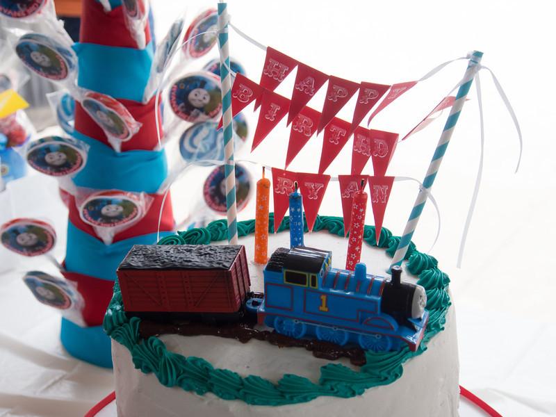 Ryan's 3rd Birthday Party