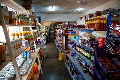 Minimarket, Moshi, Tanzania.