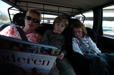 Family van der Hoeven.