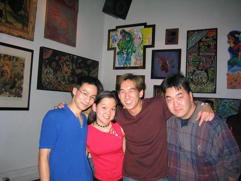 Ben, Joann, Peter, & Stan