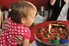 Happy birthday, SGK! Love these Mickey cupcakes.