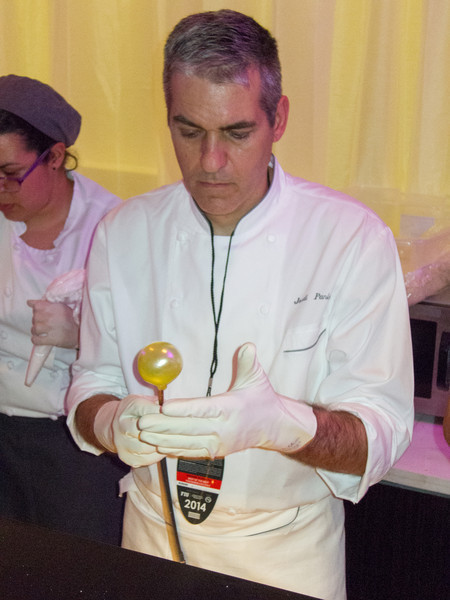 SOBEWFF: Blowing your dessert
