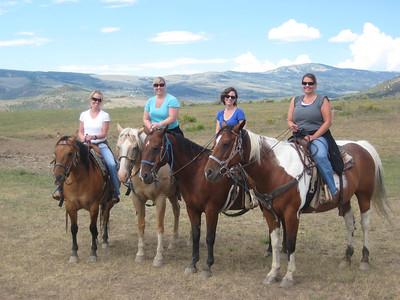 Saddles + Paddles