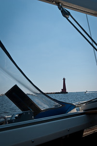 Muskegon light,