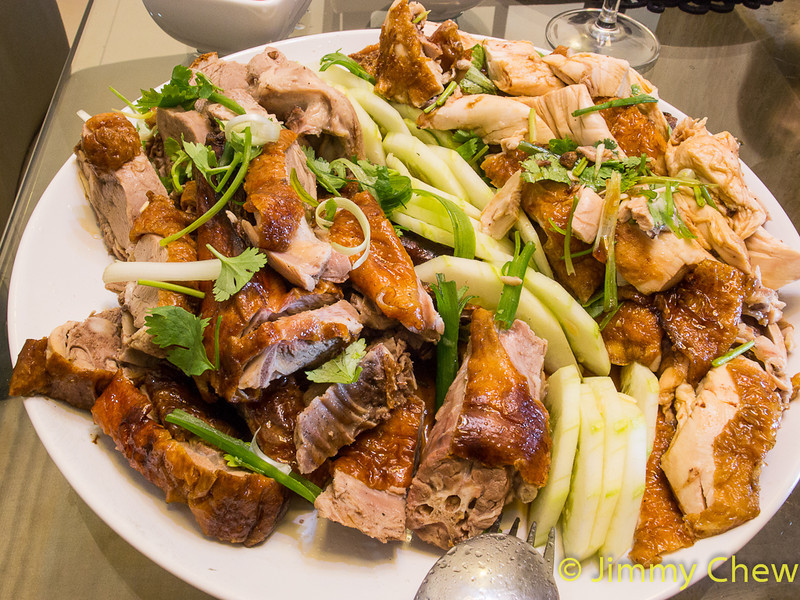 Roasted Chicken and Duck by Tan Soo Wei.