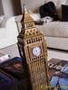 Princess Diane's Big Ben Clock Tower.