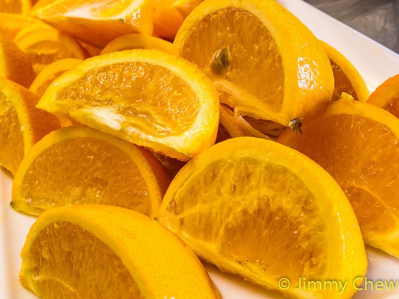 Oranges by Princess Diane.