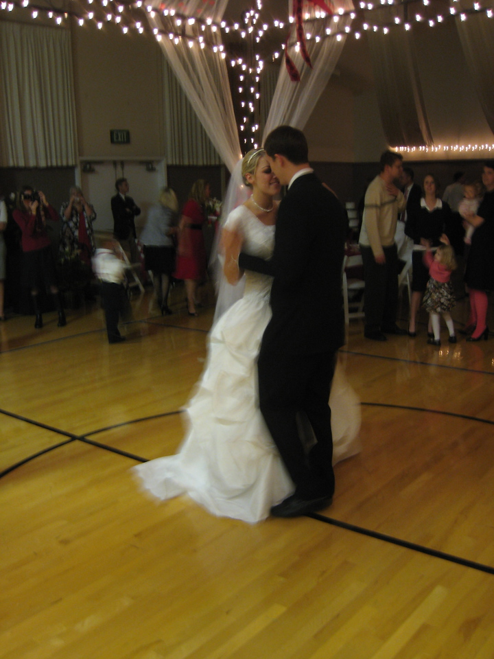 They were a blur on the dance floor