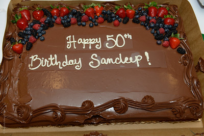 Sandeep 50th Birthday