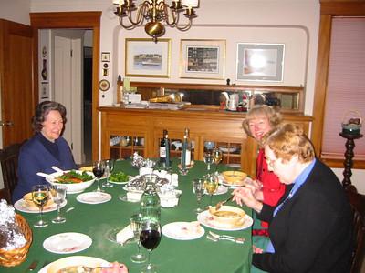 Santa Rosa with Peter 2006