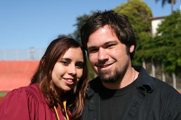 Sarah's Graduation 2010