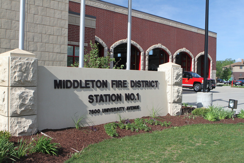Middleton Fire District Station No. 1, Middleton, Wisconsin