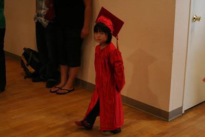 Sarisa's Pre-School Graduation