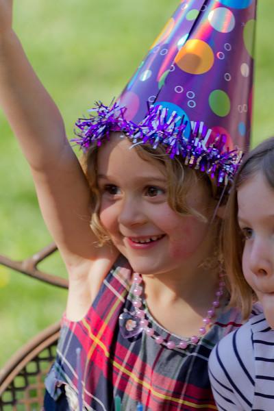 Satya's 5th Birthday Party