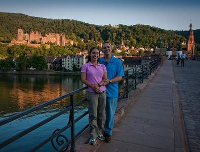 Schultz, last days in Heidelberg