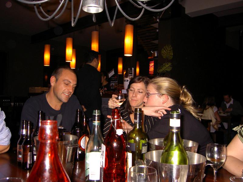 Matt(?), Kim, Katie @Thairiffic