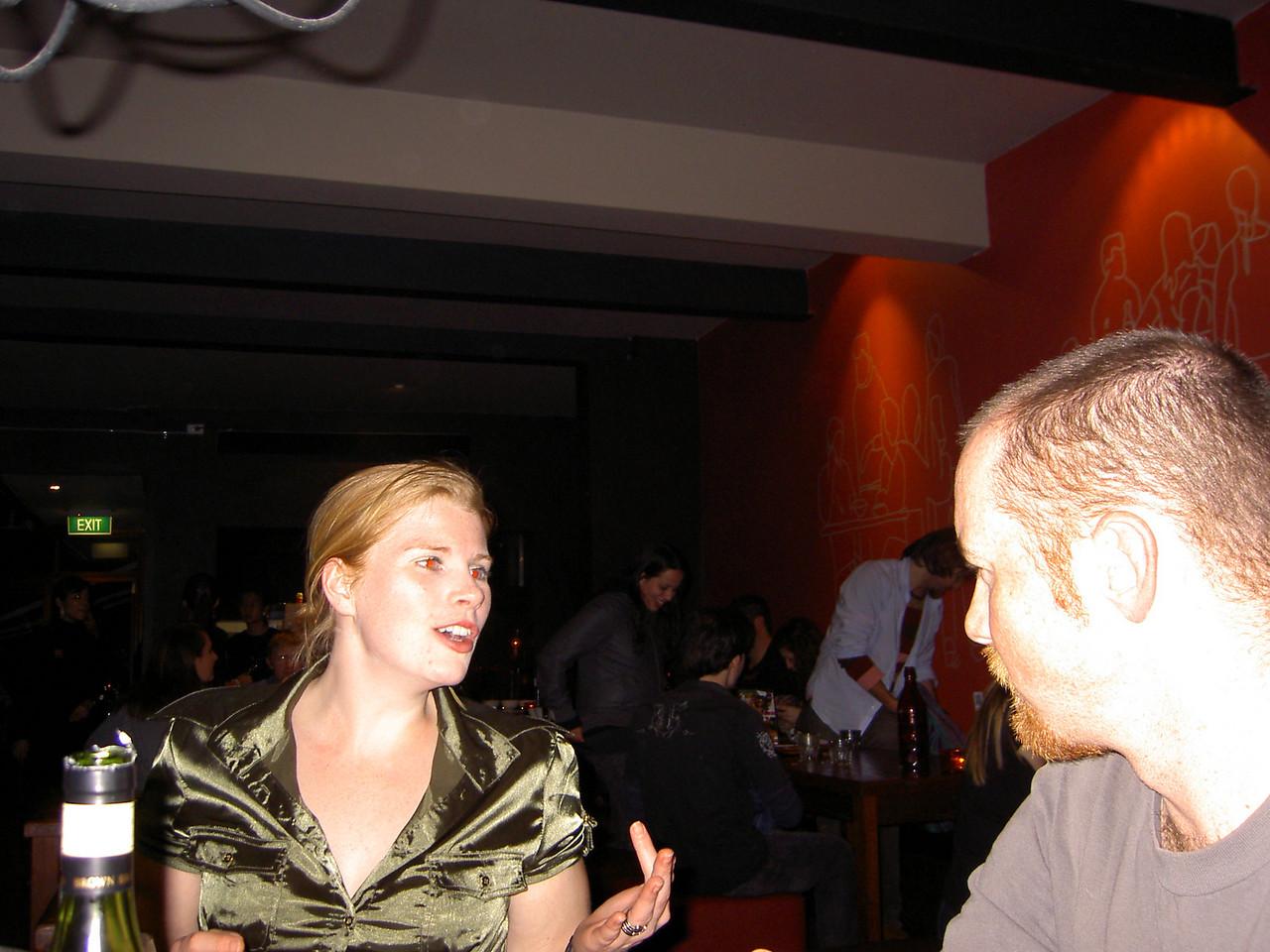 Christine, Matt @Thairiffic