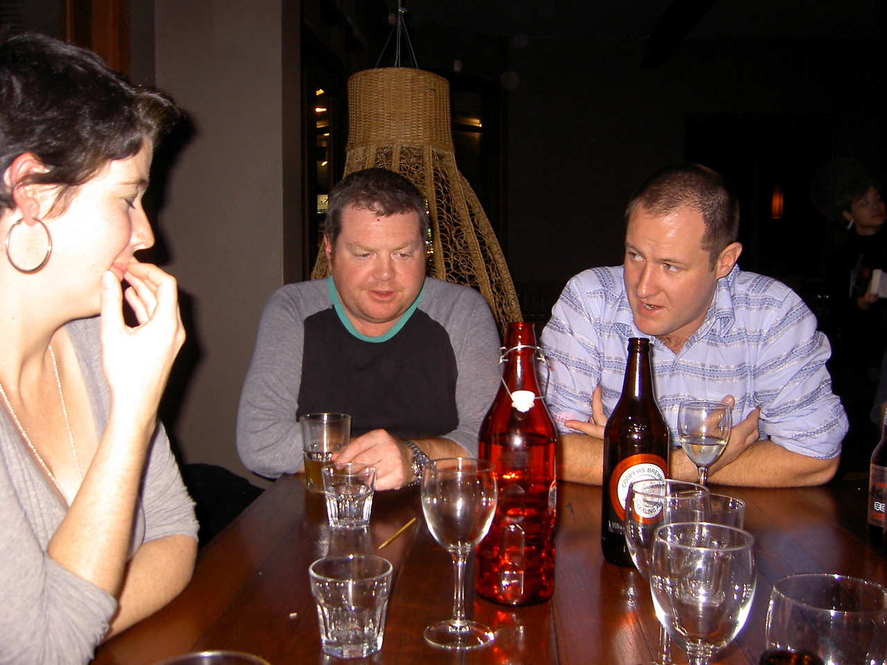 Maz, Scott, Don @Thairiffic