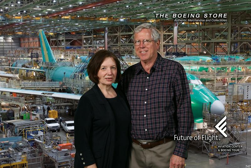 Boeing Tour 16930-43188-560-H