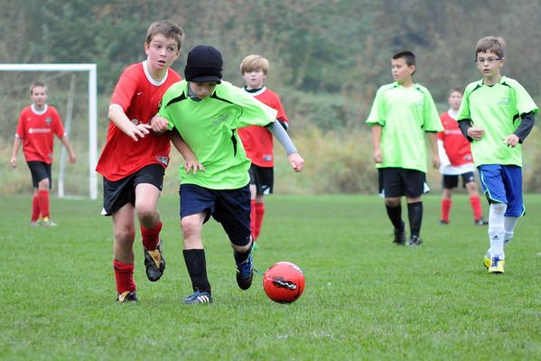 2013 10 19 Seb Silva Soccer  Game