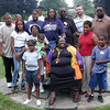 Carl Lash Sr.'s family