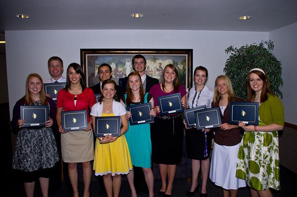 Seminary Graduation 2011