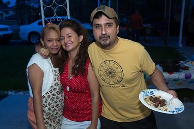 Maricel's party