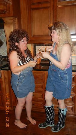 September Hillbilly Bunco 2012