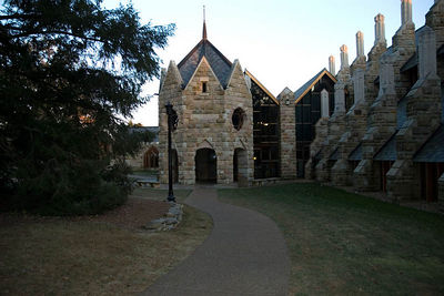 Sewanee... the new cafeteria