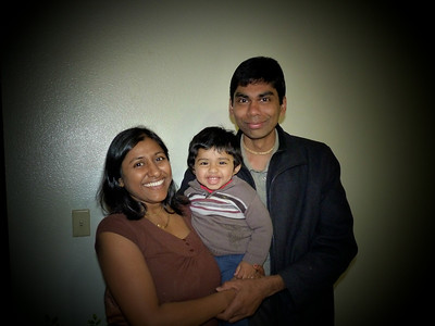 Sruthi, Sankarshan, and Shankar