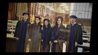 Sharen Graduation M U. 2017