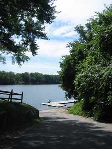 Jones Ferry Access Point, Holyoke, MA.