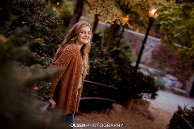 Sidney Hauptman Senior Photos