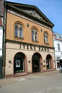 Silkeborg - 13. maj 2006 Jyske Banks hovedsÊde