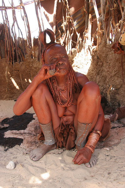 TRIBAL WITH PIPE