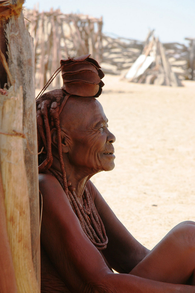 HIMBA TRIBAL ELDER