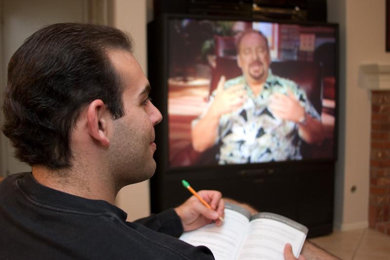 Watching Pastor Rick