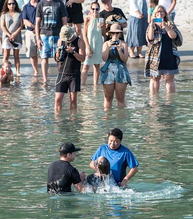 Smith Baptism