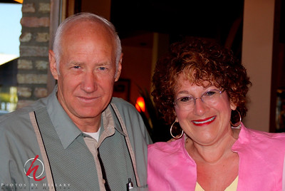 Here I am with Rick Willis of Phoenix. We met when I went back home to AZ for a wedding in April 2008.