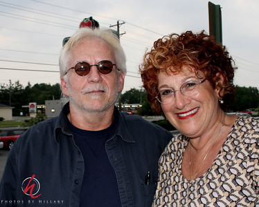 August 2008 - Mr. Fillmore with Mrs. Shemin...What a delight to meet George and his wife Cathy in Morristown, Tennessee.