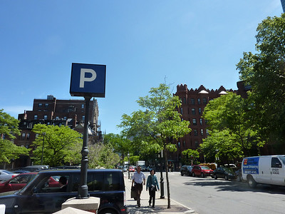 Dartmouth and Newbury Parking