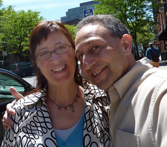 Marcia and Shep (Boston 2010)
