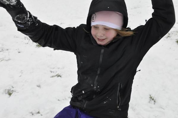 Snow Day 1-15-12