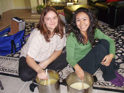 Iris & Chisa