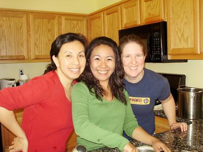 Mimi, Chisa, Erica