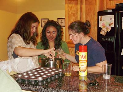 Iris, Chisa, & Erica