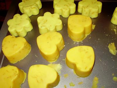 MP's soap