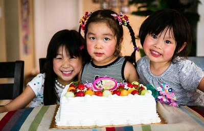 Sofia's Birthday Pictures
