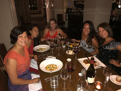 Sonoma Girls Trip Aug 2017