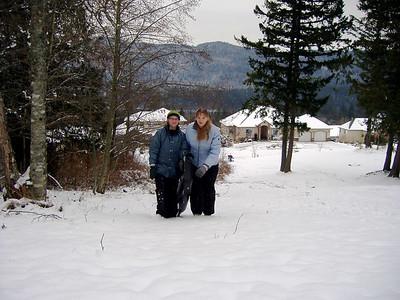 Sophia and Heather